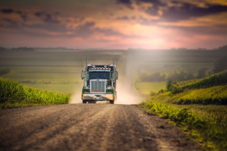 American Truck Wallpaper for Android, iPhone and iPad