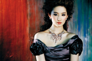 Liu Yifei Chinese Actress Picture for Android, iPhone and iPad