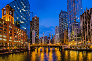 New Eastside in Chicago, Illinois Wallpaper for 480x400