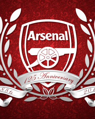 Arsenal FC Emblem Picture for 240x320