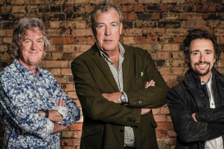 The Grand Tour Picture for Samsung Galaxy S3