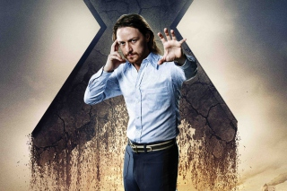 James McAvoy As Charles Xavier - Obrázkek zdarma pro Widescreen Desktop PC 1920x1080 Full HD