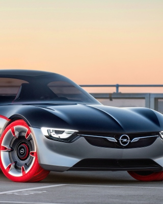 Opel GT Concept Wallpaper for Nokia C1-01
