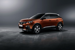 Peugeot 3008 Background for Android, iPhone and iPad