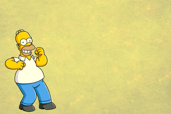 Homer Simpson GIF wallpaper
