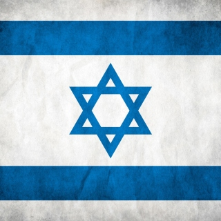 Free Israel Flag Picture for 208x208