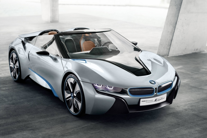 BMW i8 Hybrid Coupe wallpaper