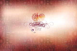 February 14 Valentines Day Wallpaper for Android, iPhone and iPad