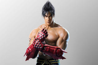 Kostenloses Jin Kazama, The Tekken Game Wallpaper für Android, iPhone und iPad