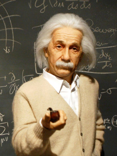 Einstein and Formula screenshot #1 240x320
