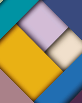 Background Geometric papel de parede para celular para iPhone 4S