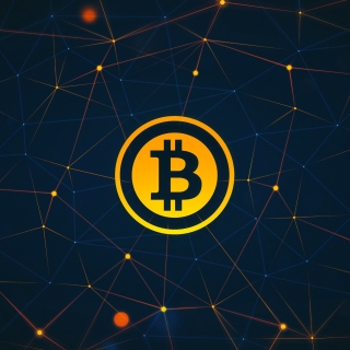 Bitcoin Cryptocurrency sfondi gratuiti per 1024x1024