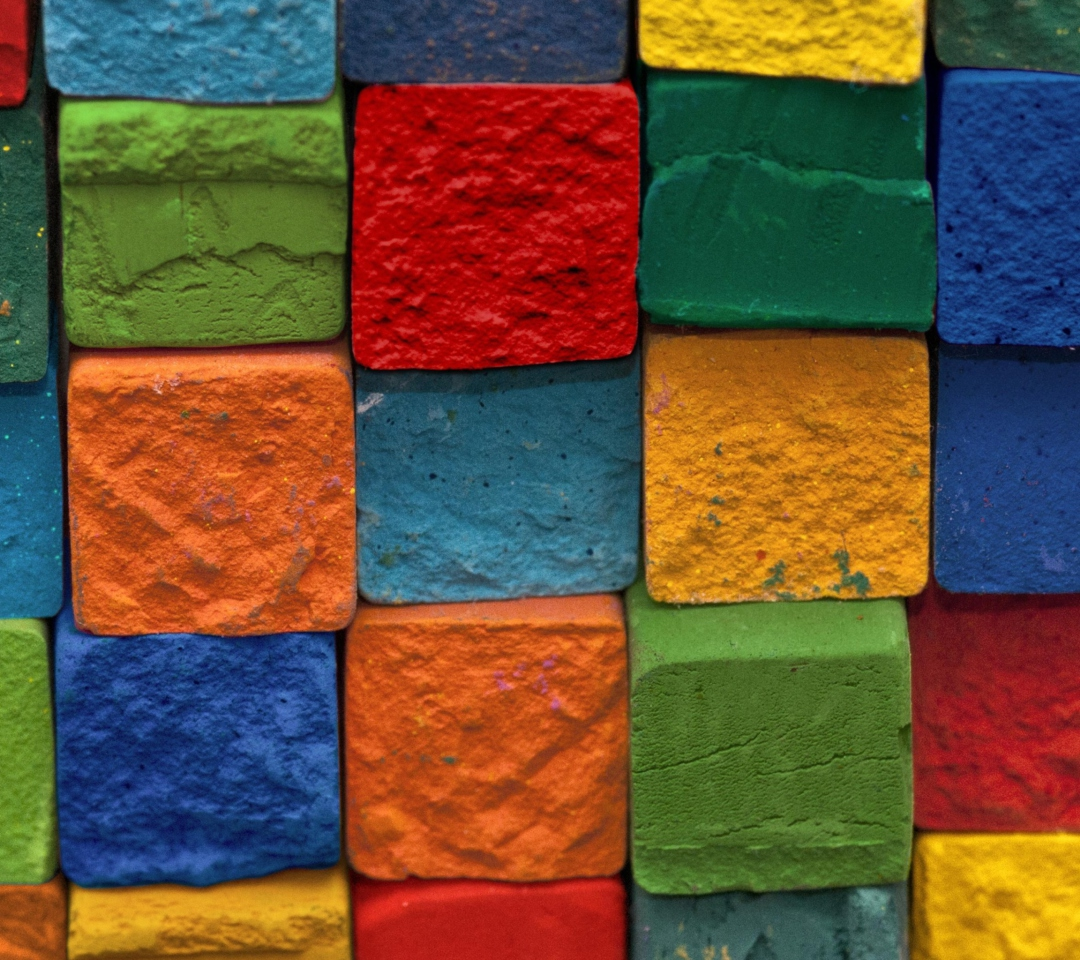 Colorful Bricks para Motorola RAZR XT910