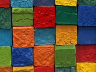 Colorful Bricks para Nokia X2-01