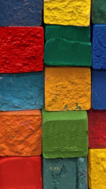 Colorful Bricks para Nokia 5230