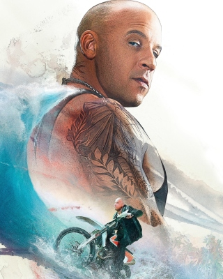 XXX Return of Xander Cage with Vin Diesel - Obrázkek zdarma pro iPhone 6 Plus