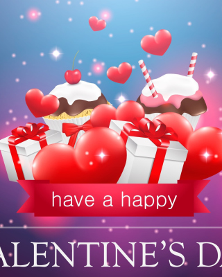 Happy Valentines Day sfondi gratuiti per iPhone 6