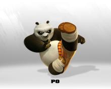Kung Fu Panda para 220x176