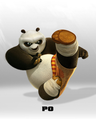 Kung Fu Panda Wallpaper for HTC Titan
