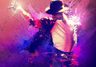 Free Michael Jackson Art Picture for Android, iPhone and iPad