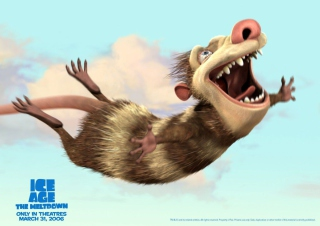 Ice Age: The Meltdown sfondi gratuiti per cellulari Android, iPhone, iPad e desktop