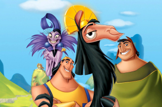 The Emperors New Groove sfondi gratuiti per cellulari Android, iPhone, iPad e desktop