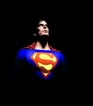 Free Superman Picture for Nokia C2-05