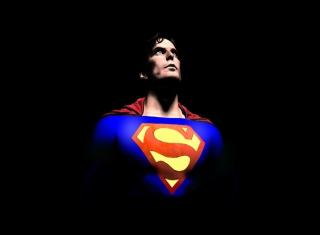 Free Superman Picture for Android, iPhone and iPad