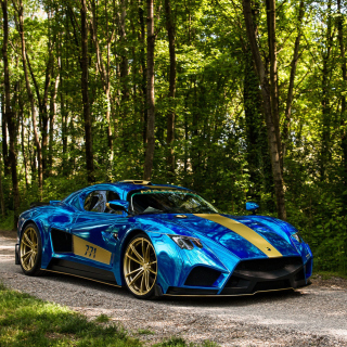 Mazzanti Evantra Background for iPad