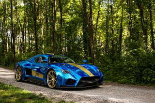Mazzanti Evantra Wallpaper for 1366x768