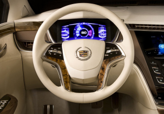 Car Wheel Interior Background for Android, iPhone and iPad