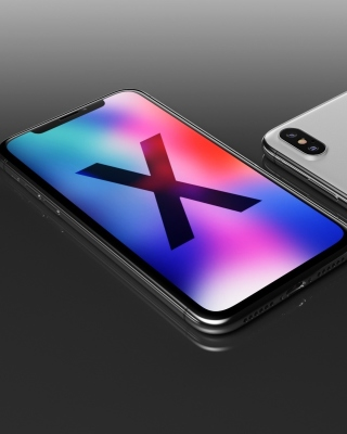 Free IPhone X Smartphone Picture for Nokia C6