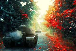 Free T 54 World of Tanks Picture for Android, iPhone and iPad