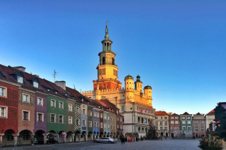 Poznan Wallpaper for Android, iPhone and iPad