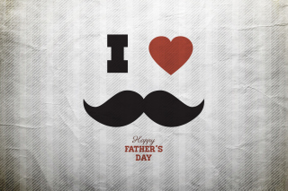Fathers Day Background for Android, iPhone and iPad
