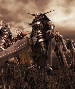 Free Final Fantasy Picture for Nokia C1-01