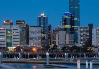 Melbourne Wallpaper for Android, iPhone and iPad