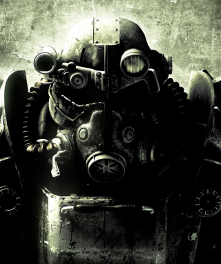 Fallout 3 Wallpaper for HTC Titan