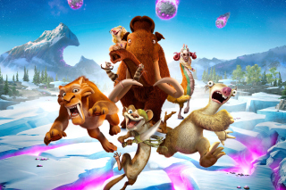 Ice Age Collision Course sfondi gratuiti per cellulari Android, iPhone, iPad e desktop