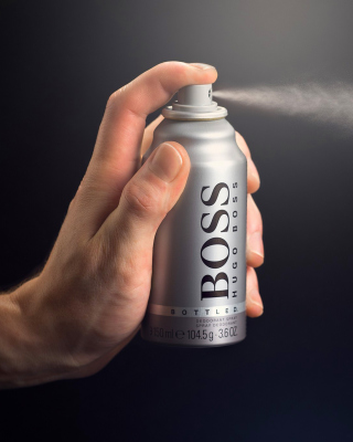 Hugo Boss Perfume Wallpaper for Nokia Asha 311