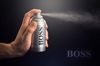 Hugo Boss Perfume Background for Android, iPhone and iPad