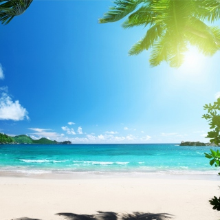 Vacation on Virgin Island - Fondos de pantalla gratis para iPad 2