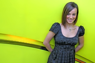 Alizee Singer Background for Android, iPhone and iPad