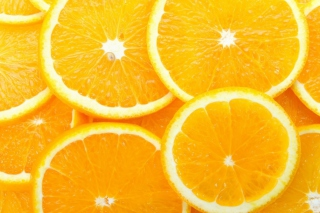 Juicy Oranges Background for Samsung I9080 Galaxy Grand