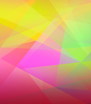 Free Glowing Abstract Picture for HTC Titan