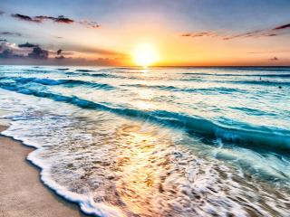 Sunset Beach para LG 900g
