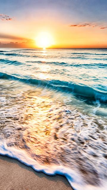 Sunset Beach for Nokia C5-05