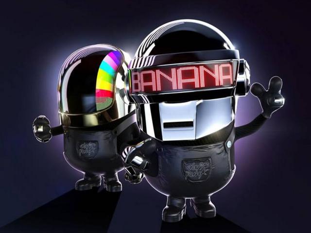 Daft Punk for Huawei M865