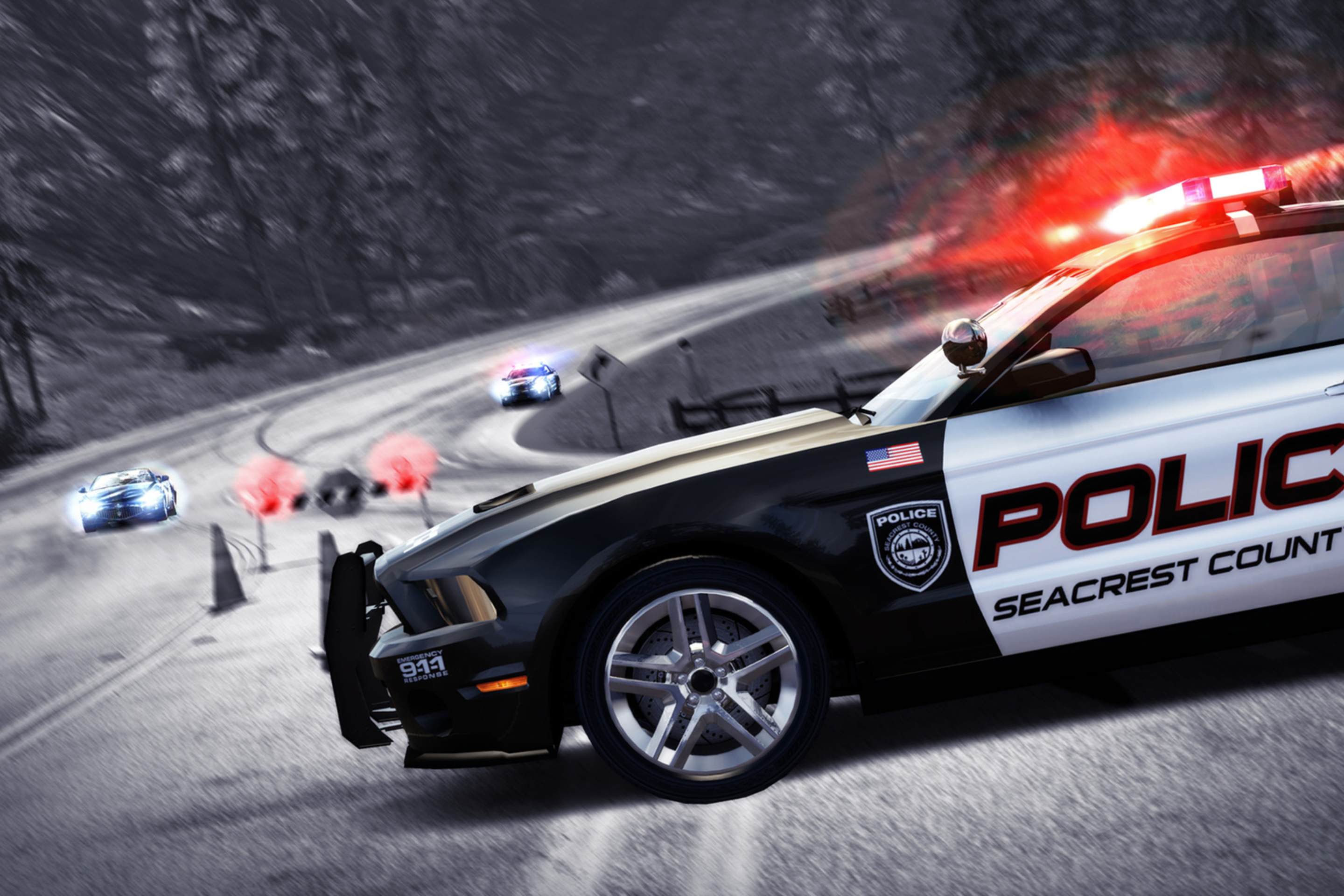 high speed vehicle pursuits - HD2880×1920