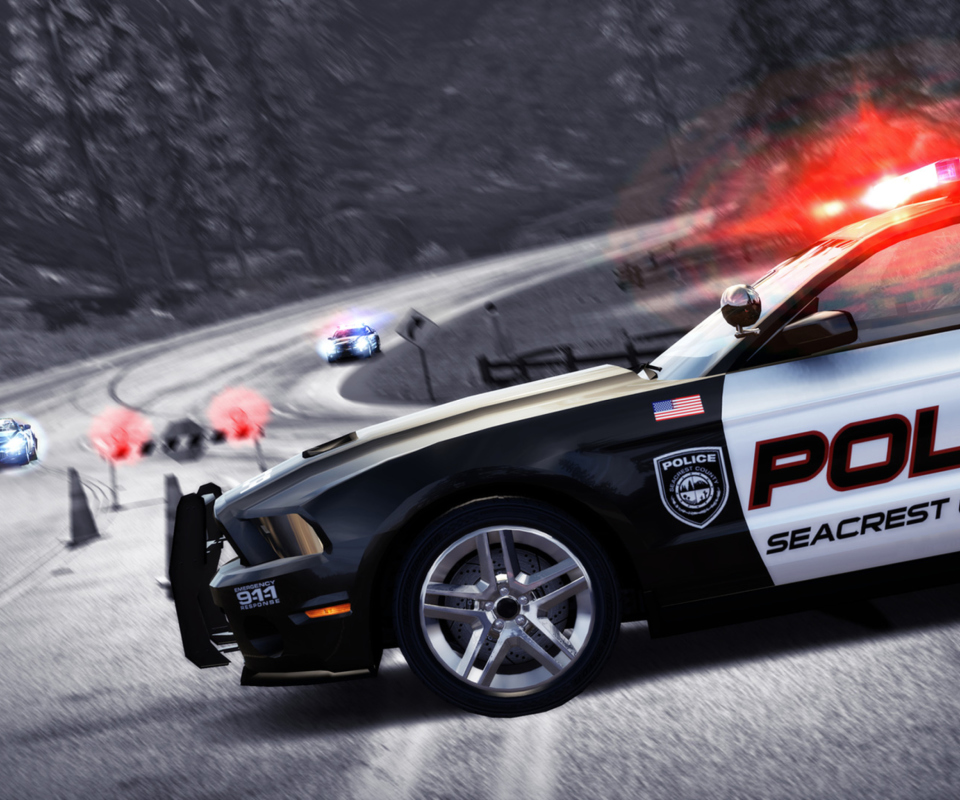 Screenshot №1 pro téma Nfs Hot Pursuit 960x800